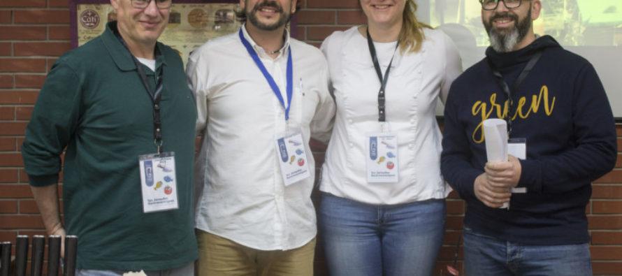 Los alumnos del Ies Guillen de Alcalá profundizan en la cocina de Lienzo