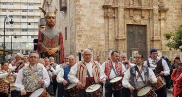 València disfruta un año más de la Cabalgata del Patrimonio