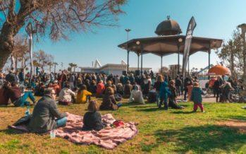 La Pérgola de la Marina de València se llena de música en primavera