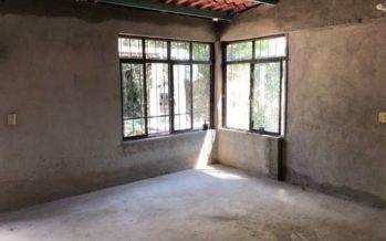 Ameyal muestra los avances de la vivienda que está construyendo en México