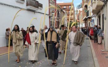Arranca la Semana Santa de Benetússer con el pregón y el Domingo de Ramos