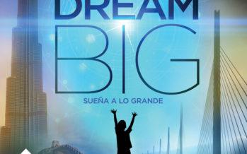 El Hemisfèric estrena el 1 de abril la película IMAX ' Dream Big '