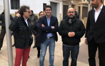 Utiel rehabilita la Puerta del Sol para que sea punto de encuentro vecinal