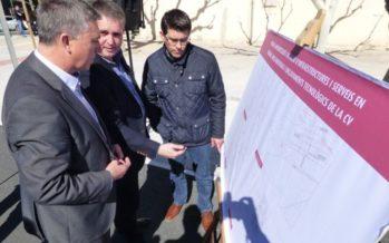 El Ivace mejora los polígonos El Pla, Sant Vicent y El Altet de Ontinyent