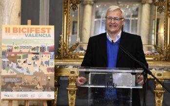 El Dia de la Bicicleta obri en València la segona edició del Bicifest