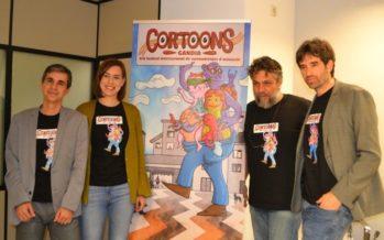 El Festival Internacional de Cortos de Animación Cortoons llega a Gandia