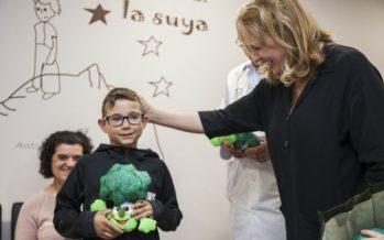 Miles de brócolis para que los más de 6 millones de niños en España coman más sano