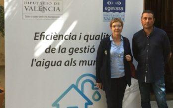 Emilio Morales, alcalde de Chiva, participa en una jornada sobre gestión del agua