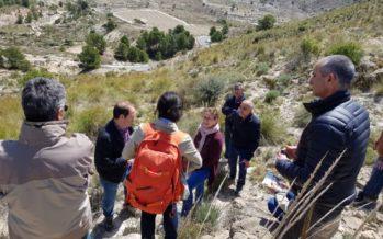 El Consell protegerá como monumento natural el yacimiento Capa Negra de Agost
