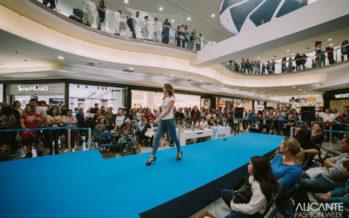 Éxito en la 1ª fase del casting de Alicante Fashion Week en CC L'Aljub