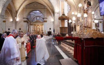 La Catedral acull l'apertura de l'Any Sant Jubilar de Sant Vicent Ferrer
