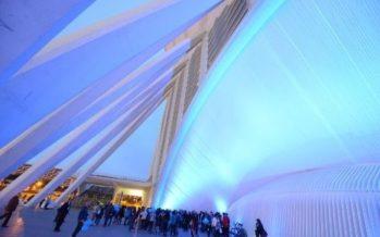 El Museu de les Ciències se ilumina de azul por el Día Mundial del Autismo