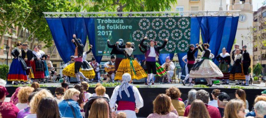 Les Trobades de Folclore 2018 seran en Quartell, Sumacàrcer, Montesa i València