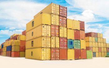 Las exportaciones de la Comunitat aumentan un 2,8% en enero y febrero