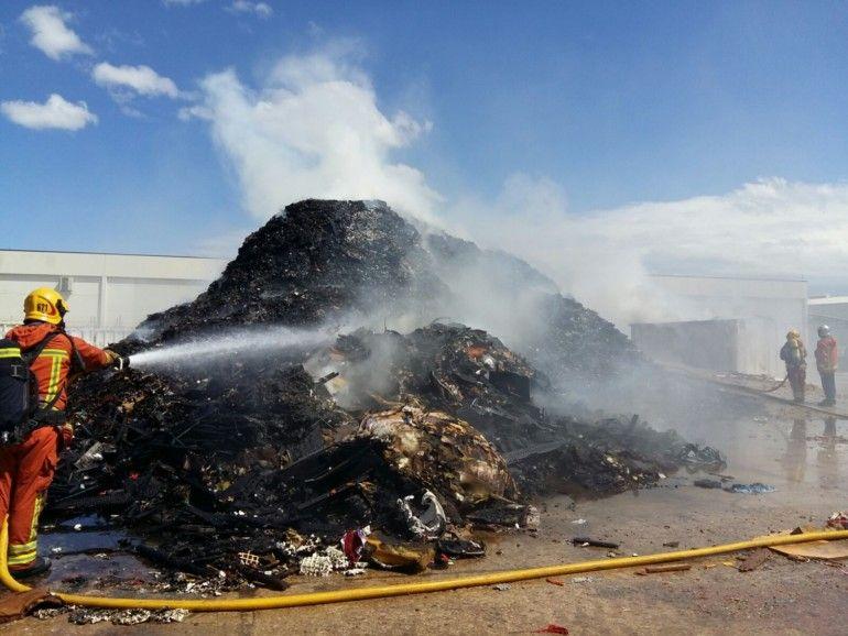 Foto: Consorci Provincial de Bombers de València