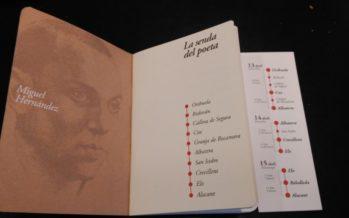 Cerca de 2.000 personas inician la Senda del Poeta Miguel Hernández