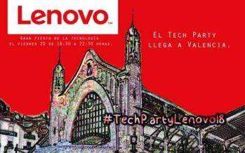 La Tech Party traslada su sexta edición a la ciudad de Valencia