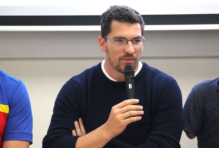 Héctor Cabrera. Foto: Javier Furió