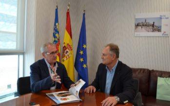 La música valenciana se promocionará en China de la mano de Llíria y Turisme