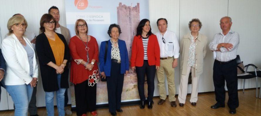 Cultura restaurará la torre Espioca de Picassent