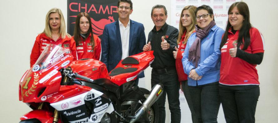 Nace la Comisión Femenina del motor valenciano con apoyo de la Diputació