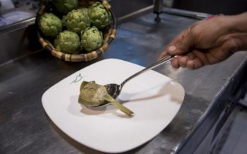 La alcachofa puede ayudar a reducir peso y a eliminar el colesterol