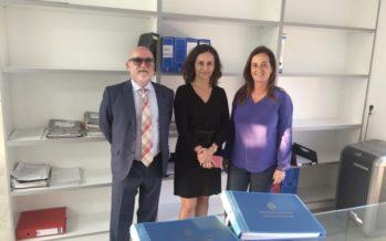 Inauguradas las nuevas oficinas del Registro de la Propiedad nº 1 de Sagunto