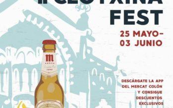 El Mercat de Colón presenta el II Clòtxina Fest