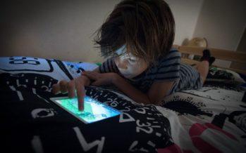 El reto del control parental en la actividad en Internet de los menores de 5 años