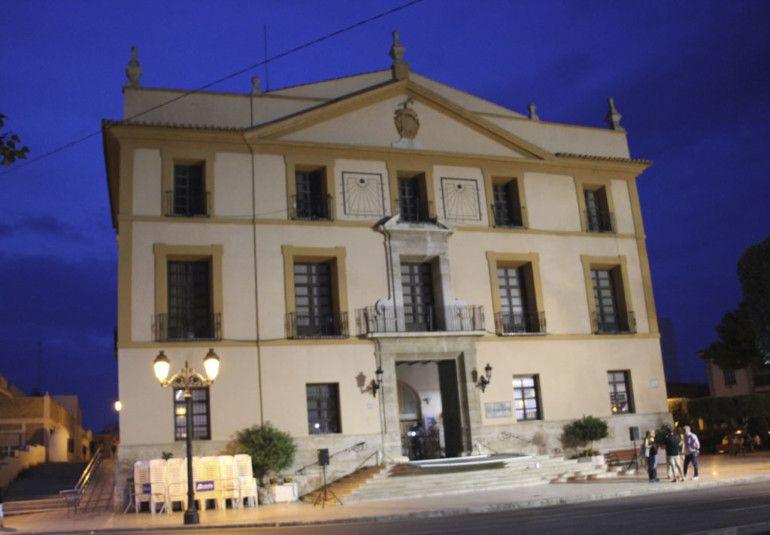 Ayuntamiento de Paterna. Foto: Javier Furió