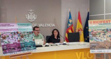 Tot preparat per a la segona edició del Bicifest València