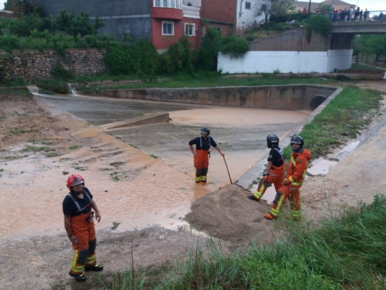 Foto: Consorcio Provincial de Bomberos de València