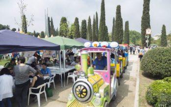 Los Viveros acogió un año más la Feria de la Primavera
