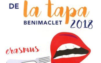 Benimaclet prepara el XVI Festival de la Tapa para el 12 y 13 de junio