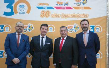 Toy Planet invertirá este año más de 1.000.000 de euros en diferentes acciones