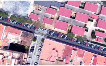 Cs Massanassa propone el aparcamiento en batería en la calle Joanot Martorell