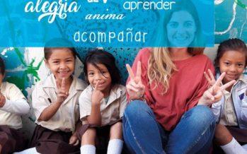 Voluntarios valencianos ayudan a jóvenes hondureños a estudiar desde un programa de radio