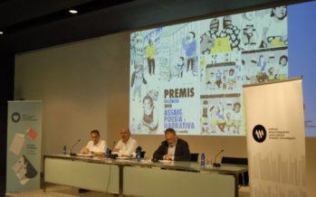 El Jurat falla els Premis València del 2018