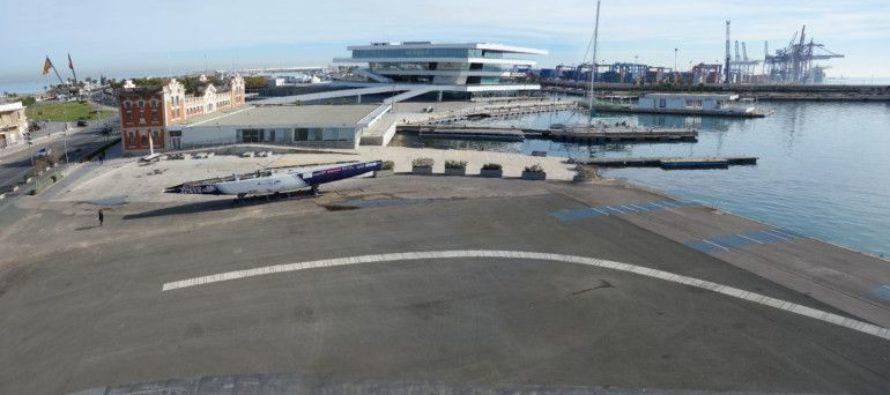 La Marina de València lanza un concurso de ideas para el diseño de un skatepark