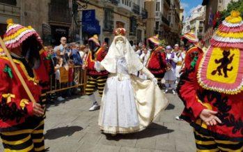 València volvió a celebrar la festividad del Corpus Christi, la 'Festa Grossa'