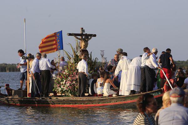Romería del Cristo de la Salud, en El Palmar