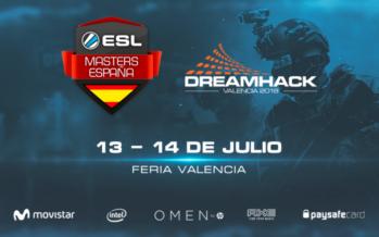 DreamHack Valencia acoge la Gran Final de ESL Master CS:GO
