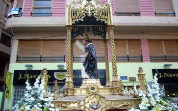 Talls del tránsit rodat per la Festa dels Xiquets del Carrer de San Vicent