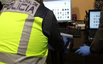 Detenidas 4 personas en Alicante y Valencia en una gran operación contra la pornografía infantil