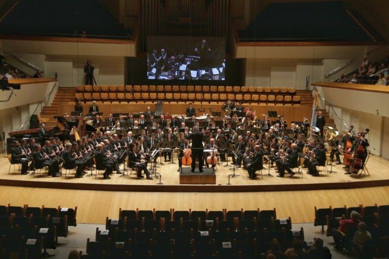 Unió Musical de Benaguasil, primer premi i menció d'honor de la secció especial (edició 2017)