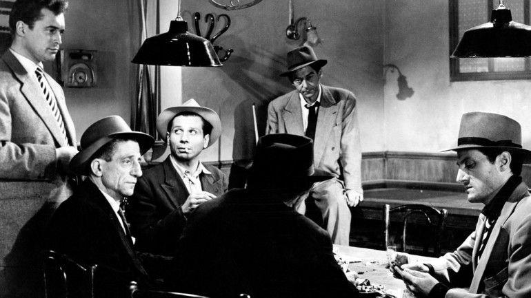 Rififi (Du rififi chez les hommes, Jules Dassin, 1955)