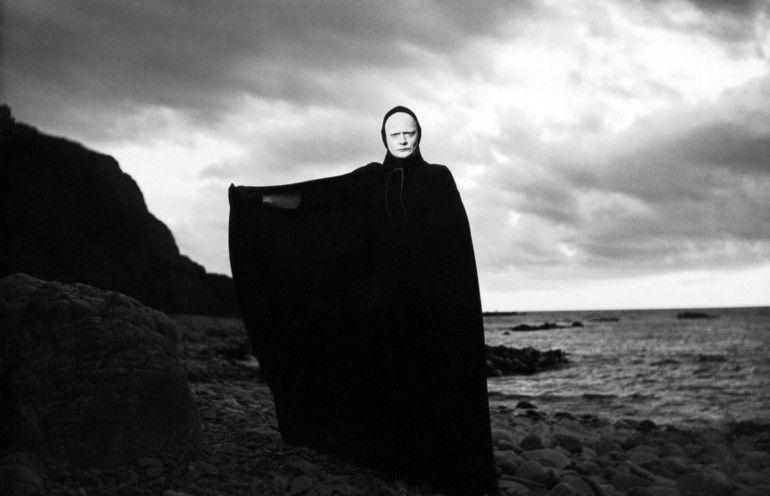 Fotograma de 'El séptimo sello', una de las mejores obras de Ingmar Bergman