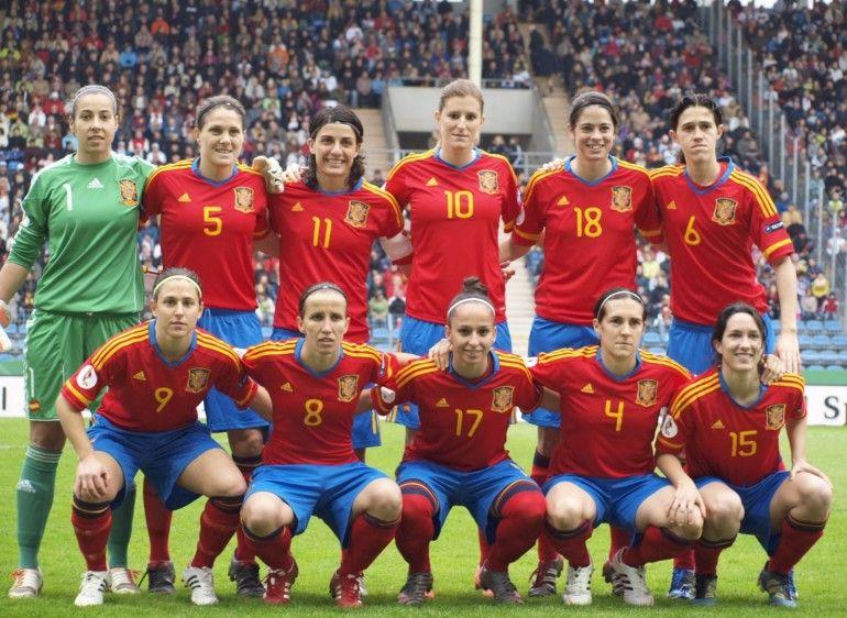 seleccion española futbol femenino