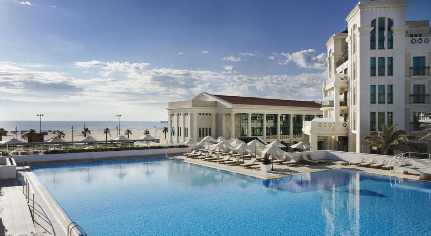 hotel las arenas de Valencia