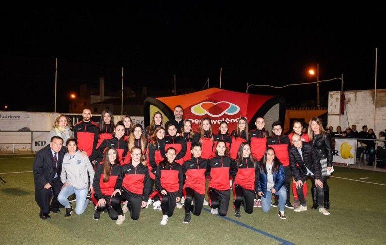 Mercavalencia crea el equipo de fútbol femenino de la UD Castellar-Oliveral 6f2d163f40bb7